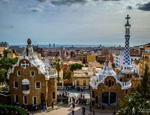 The neighborhoods of Barcelona – from Park Guell to La Rambla and the coast