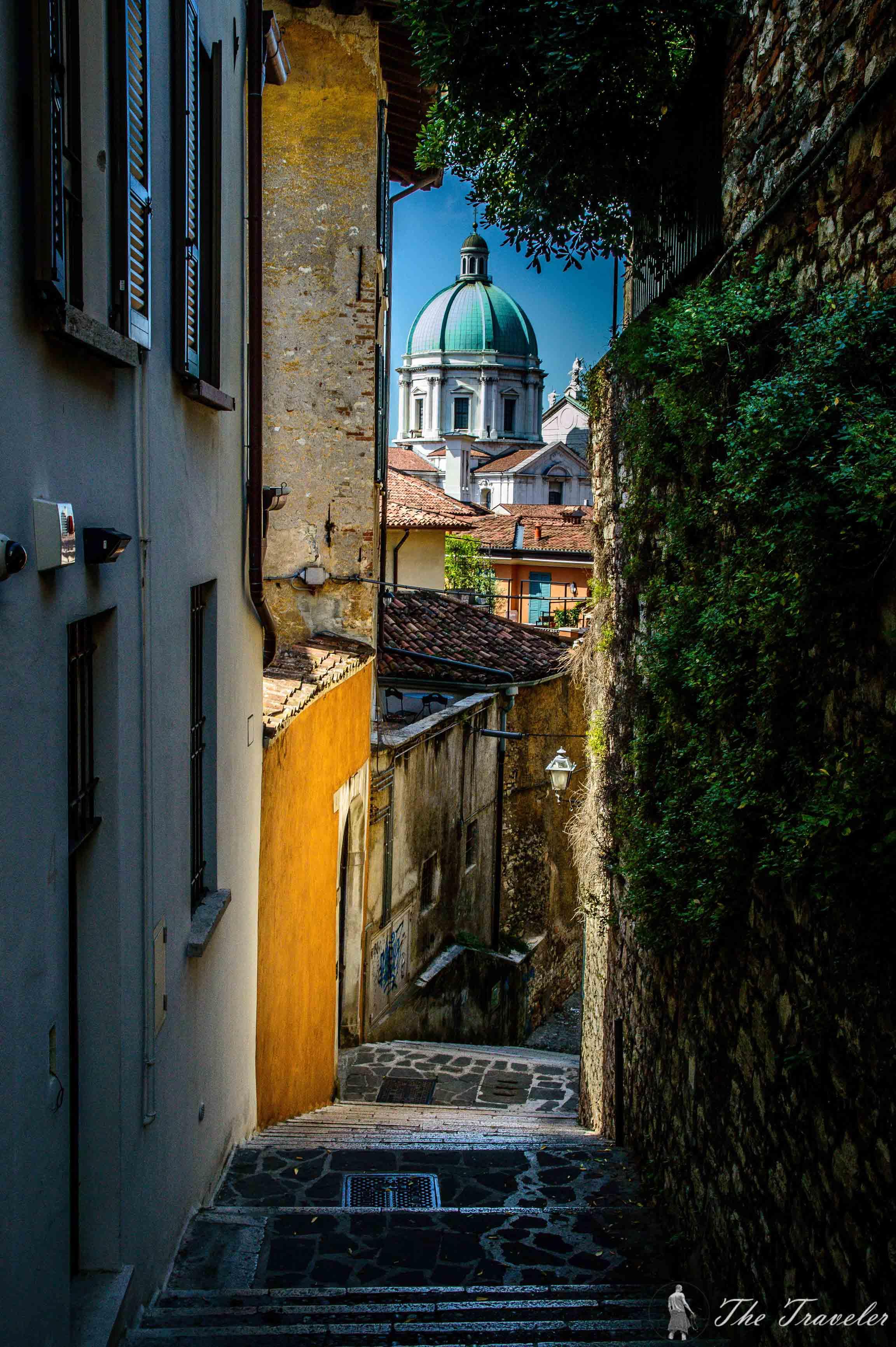 Стълбището на Бреша / Brescia staircase