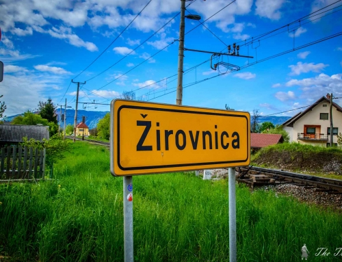 Under the sounds of nature in Zirovnica