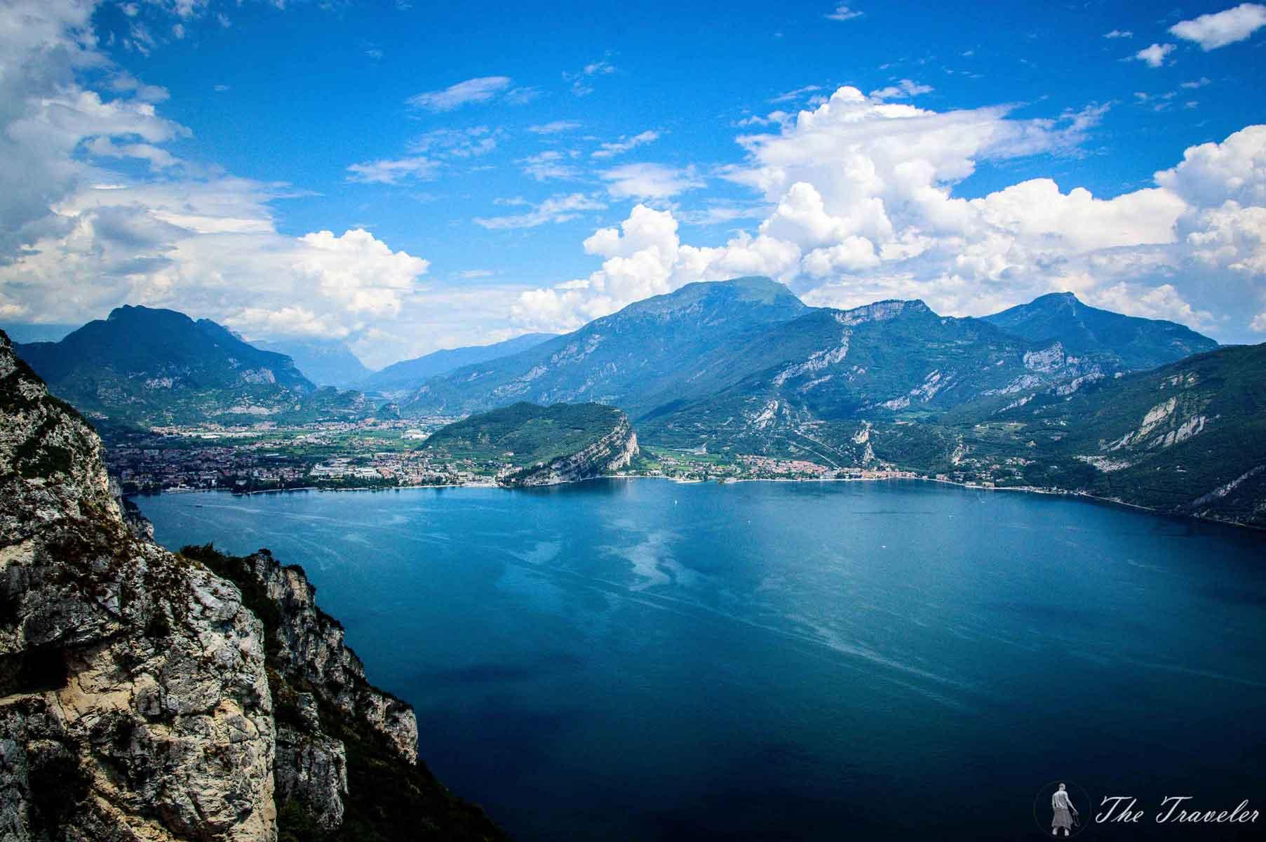 Над Гарда/ Above Garda