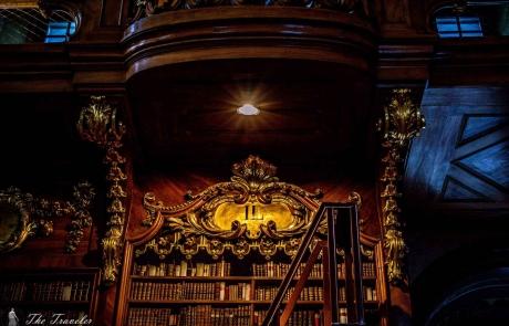 библиотека Виена / library Vienna