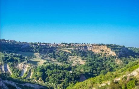 Чивита ди Баньореджо / Civita di Bagnoregio