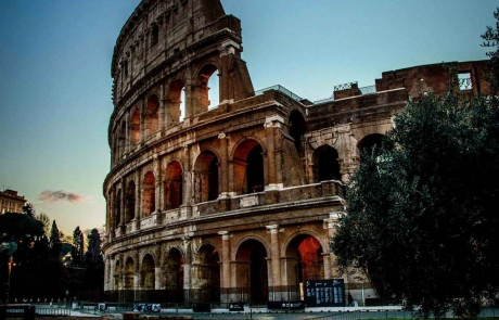 Откъде да снимаме Колизеума? / From where to photograph the Colosseum?