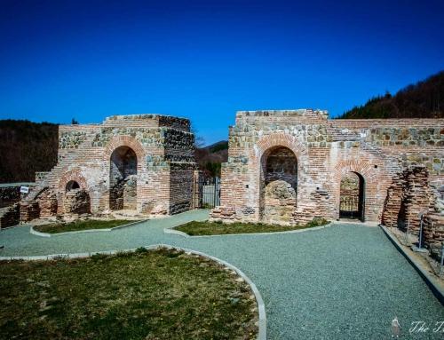 Крепостта над прохода Траянови врата