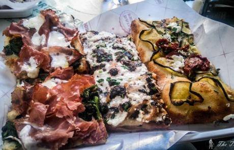 Обяд в Рим / Lunch in Rome