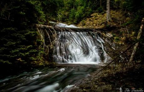 Каньонът на водопадите / Waterfalls Canyon