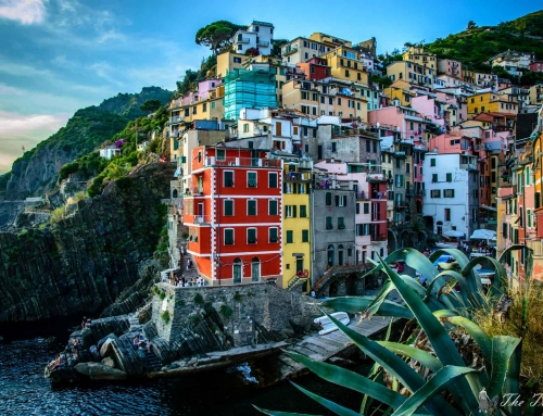 The colors of Liguria – Riomaggiore