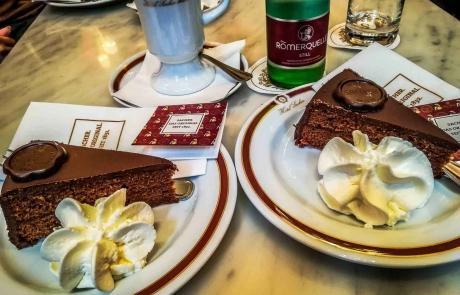 Торта Сахер / Sachertorte