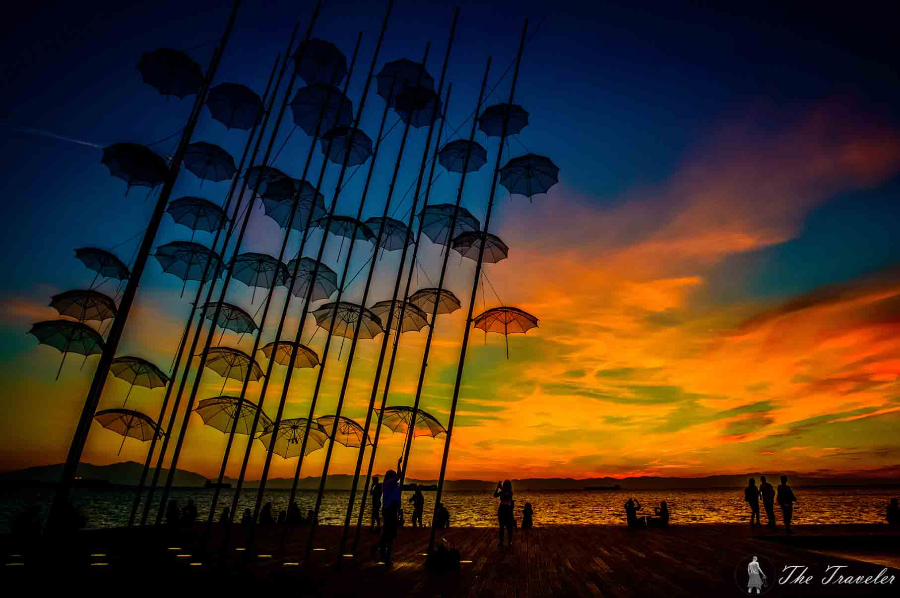 Sunset Thessaloniki / Залез Солун