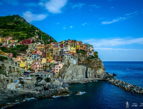 The colors of Liguria – Manarola