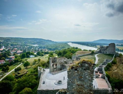 Devin Castle near Bratislava