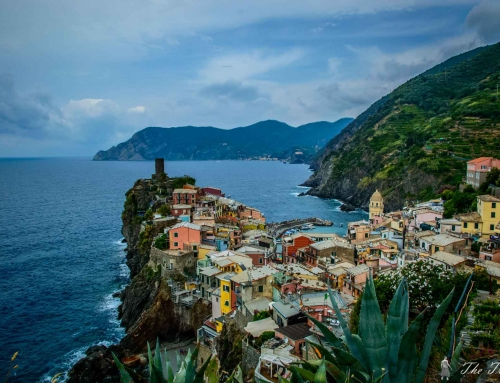 The colors of Liguria – Vernazza