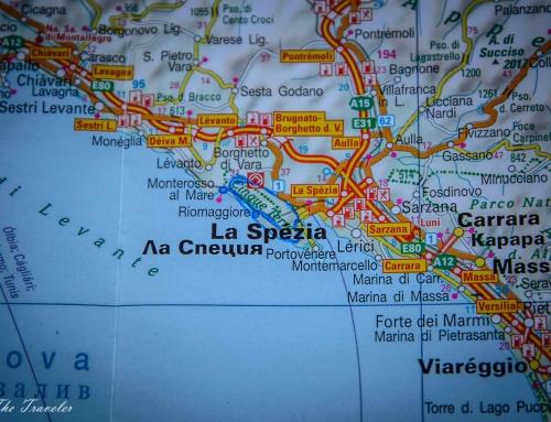 Let's plan – Cinque Terre