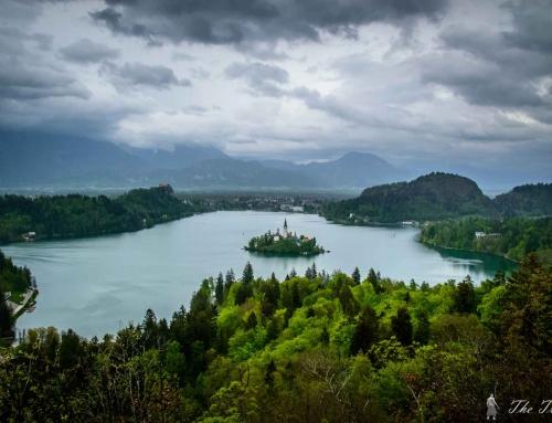 Езерото Блед – бижуто на Словения