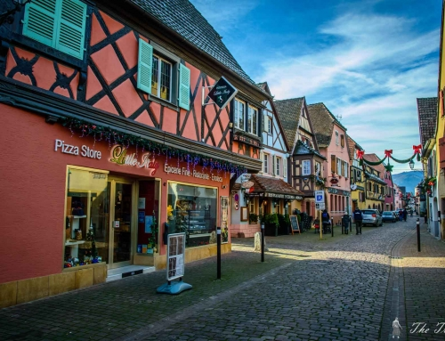 Christmas in Alsace – Turckheim