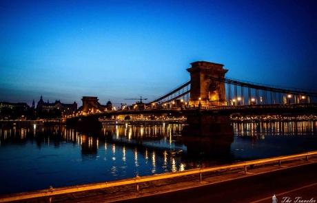 sunrise in Budapest / изгрев в Будапеща