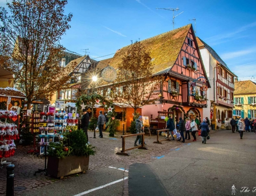 Christmas in Alsace – Eguisheim