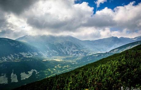 връх Мусала / peak Musala