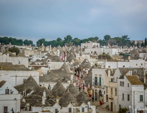 Southern whiff in Puglia – Alberobello