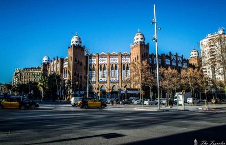 Ла Рибера до Торе Агбар / La Ribera to Torre Agbar