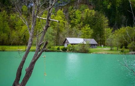 езеро Креда / Lake Kreda