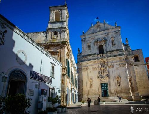 Southern whiff in Puglia – Martina Franca