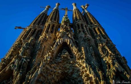 Ла Саграда Фамилия до Пасеч де Грасия / La Sagrada Familia to Passeig de Gracia