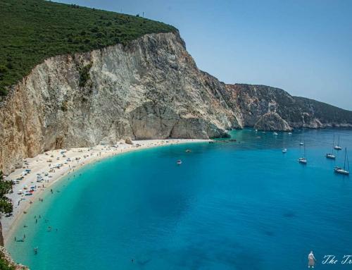 Плажовете на Лефкада